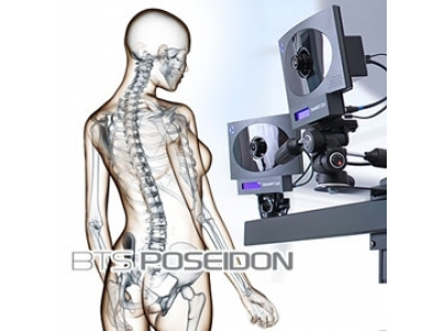 Advanced solution for the diagnosis of pathologies in the neck, spine and pelvis
